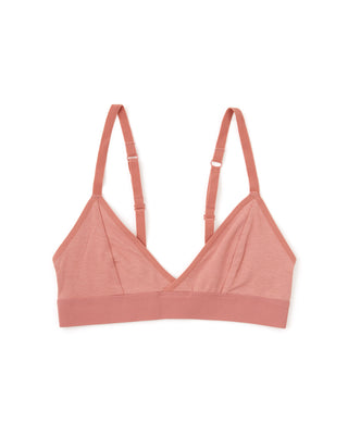 the bralette - blush