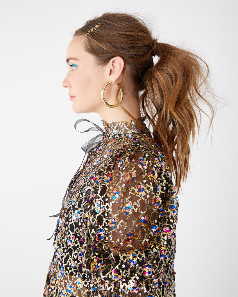 Star Struck Sequin Top