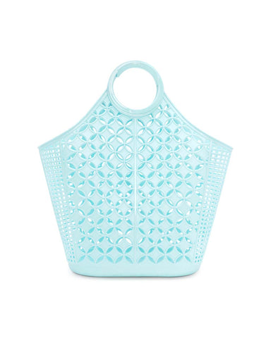 Atomic Tote - Baby Blue