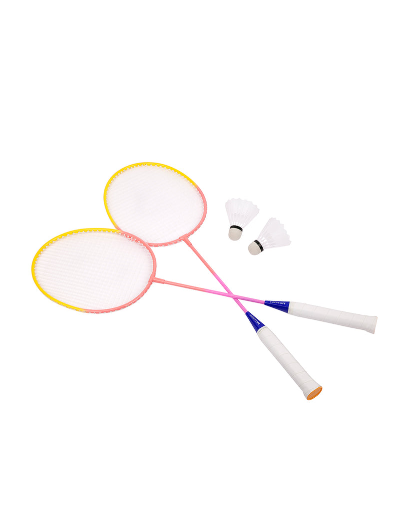 Badminton Set - Heat Wave
