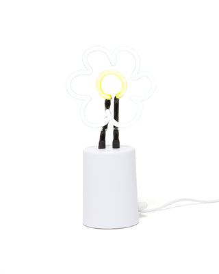 daisy neon light - small