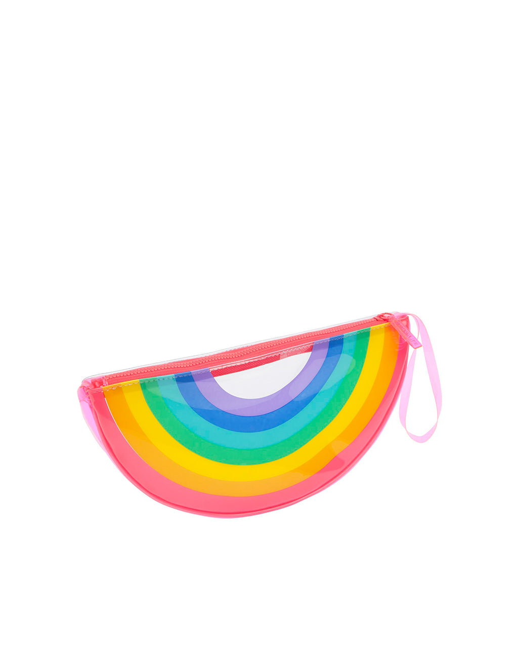 Rainbow See Thru Clutch