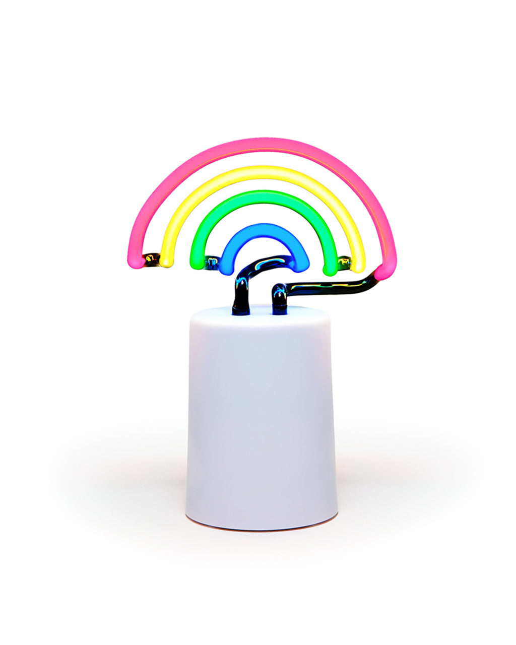 rainbow neon light - small