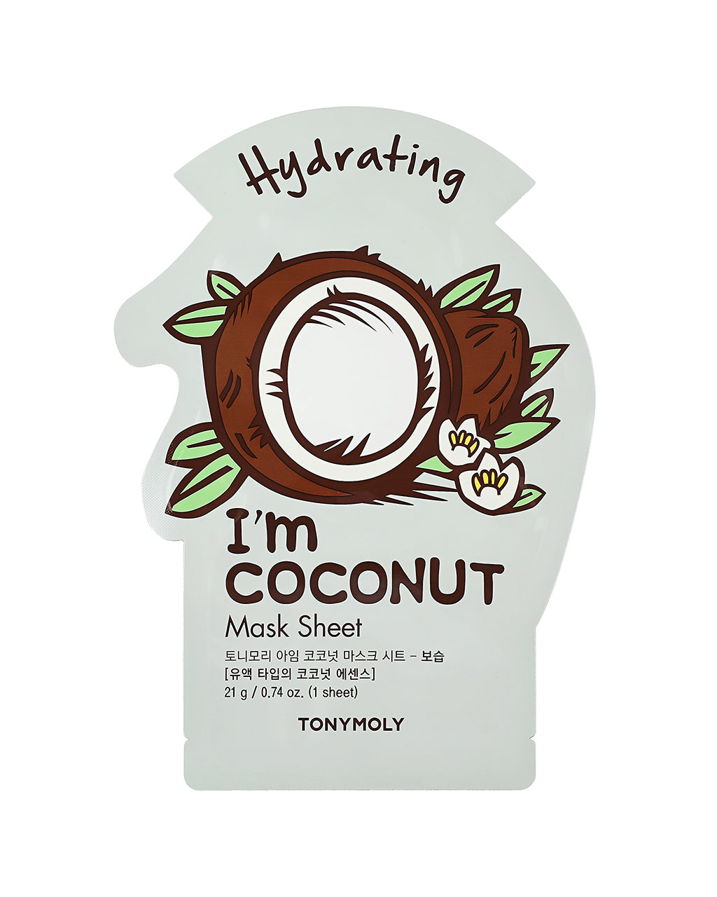 I'm Coconut Sheet Mask