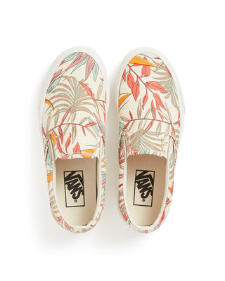 classic slip-on - california floral