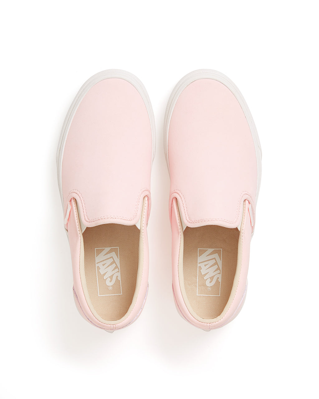 f9bf2c9cccc Classic Slip-On - Heavenly Pink by vans - shoes - ban.do