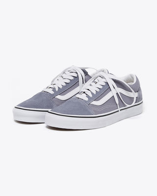 blue granite old skool vans