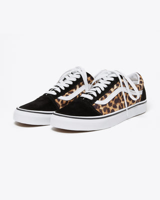 leopard old skool vans
