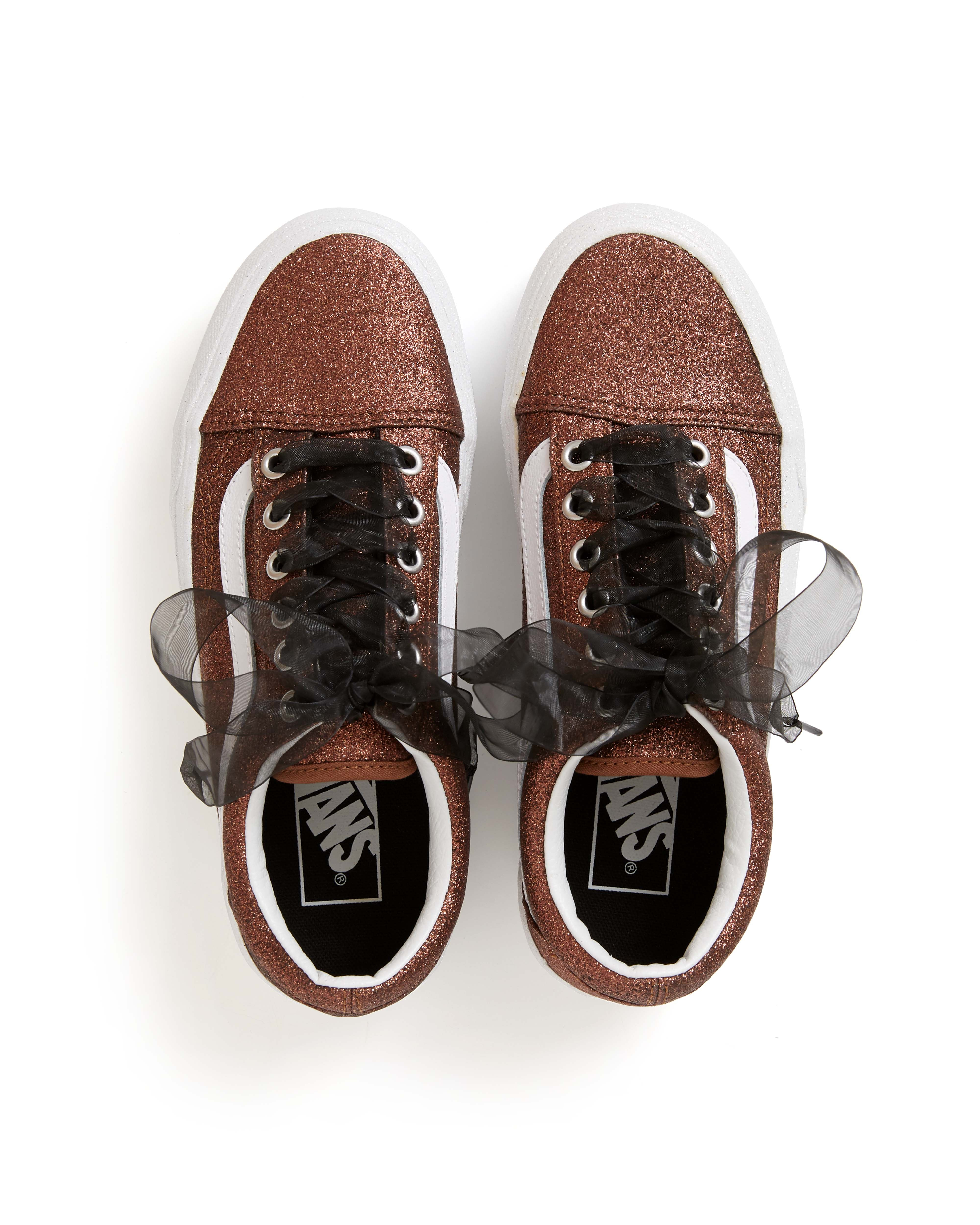 533ff4b193 Old Skool Platform - Bronze Glitter by vans - shoes - ban.do