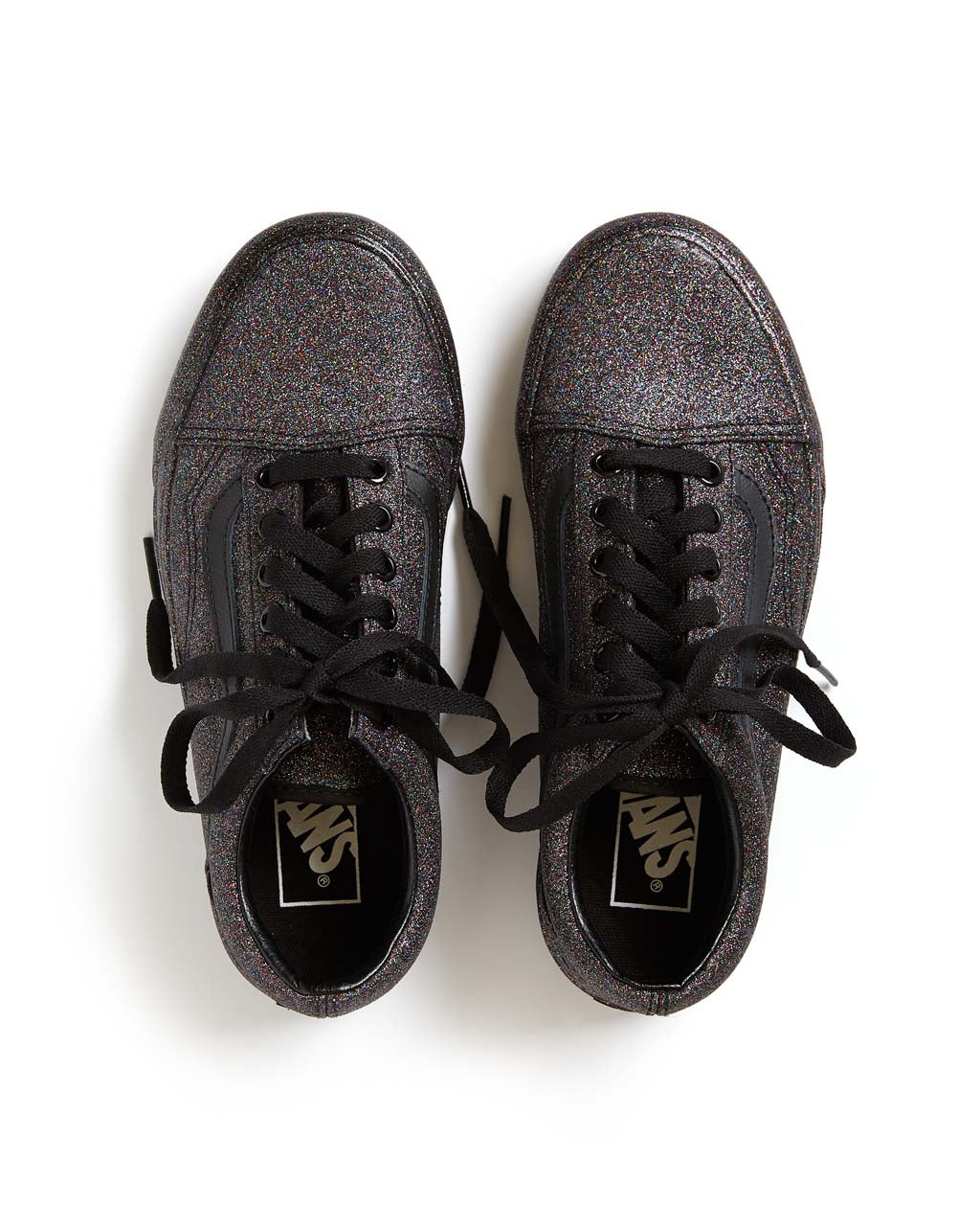 Old Skool - Black Rainbow Glitter by vans - shoes - ban.do a866f4740