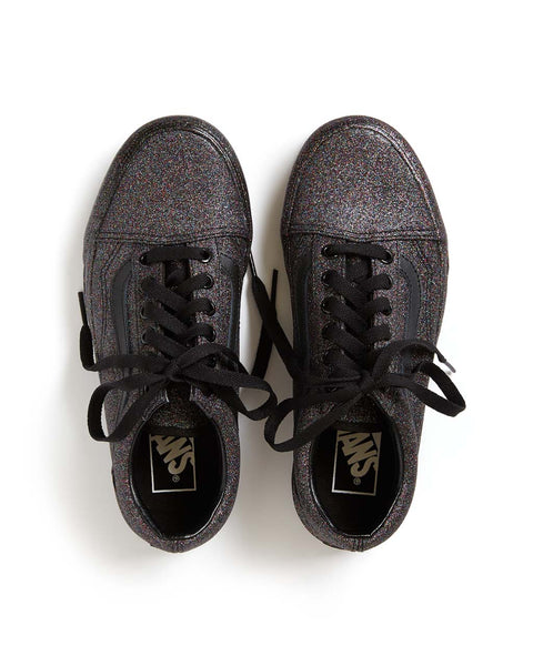 cbae59641504e5 Old Skool - Black Rainbow Glitter by vans - shoes - ban.do