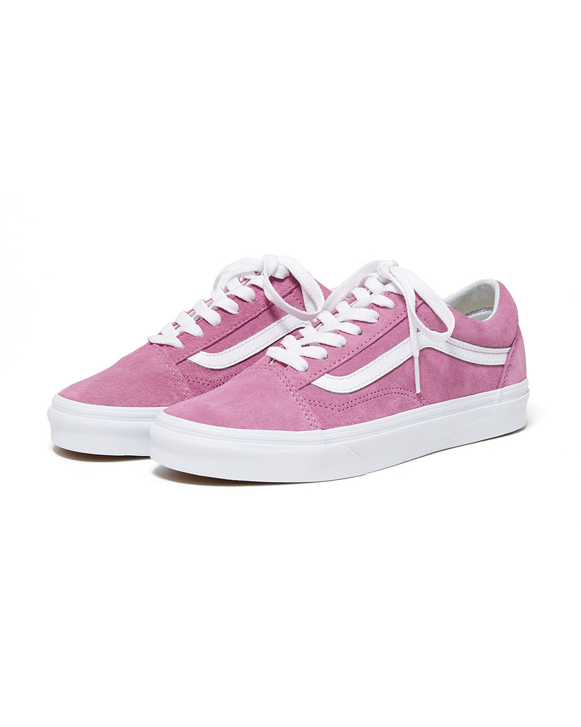Old Skool - Violet Suede