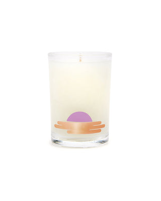 violet pepper candle