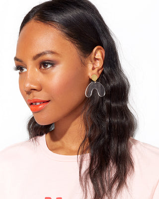 forbidden fruit earrings