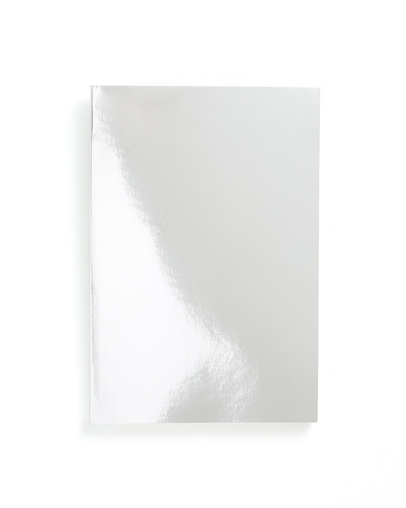 Silver Lingotto Notebook