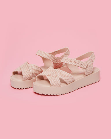 hotness sandal - blush