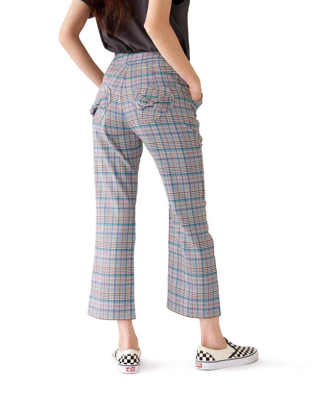 9ec690cdb8 Check Kick Flare Pants by lazy oaf - pants - ban.do