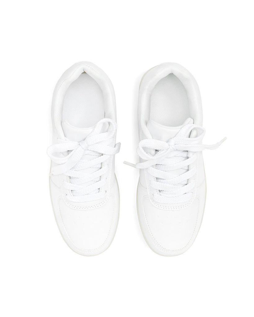 white light up sneakers