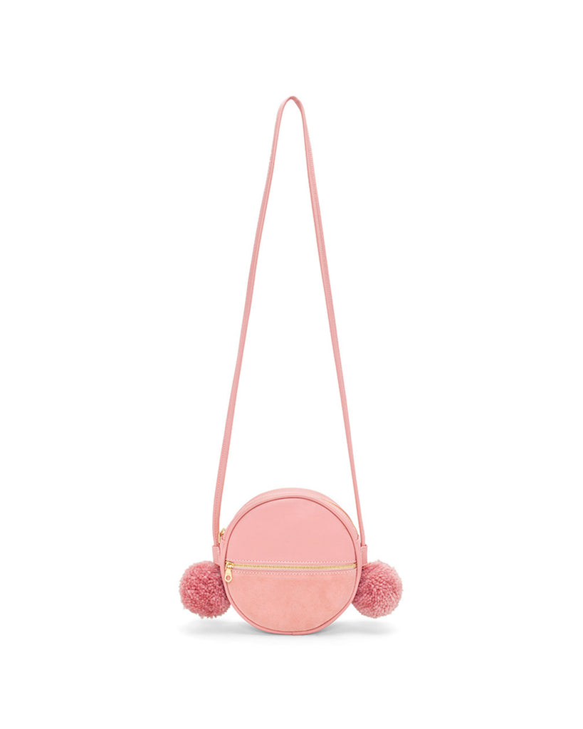 Sidekick Crossbody Circle Bag - Rosé