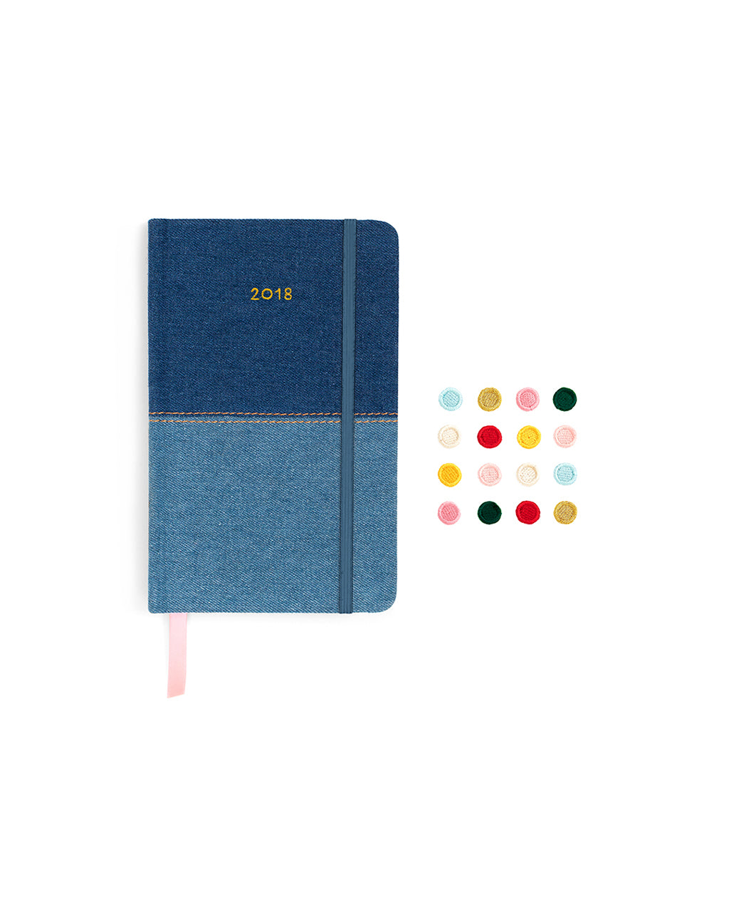 dots & denim agenda bundle