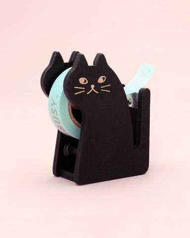 black cat tape dispenser