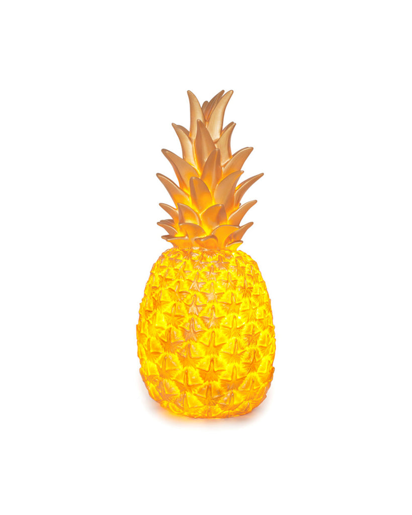 Gold Pineapple Lamp By Goodnight Light Lamp Ban Do
