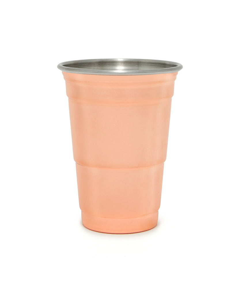 Copper Party Cup
