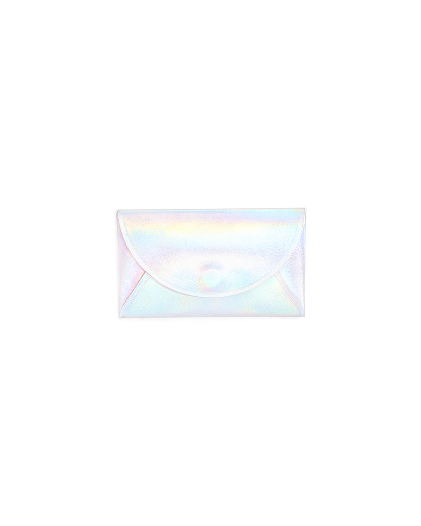 all business card holder - holographic