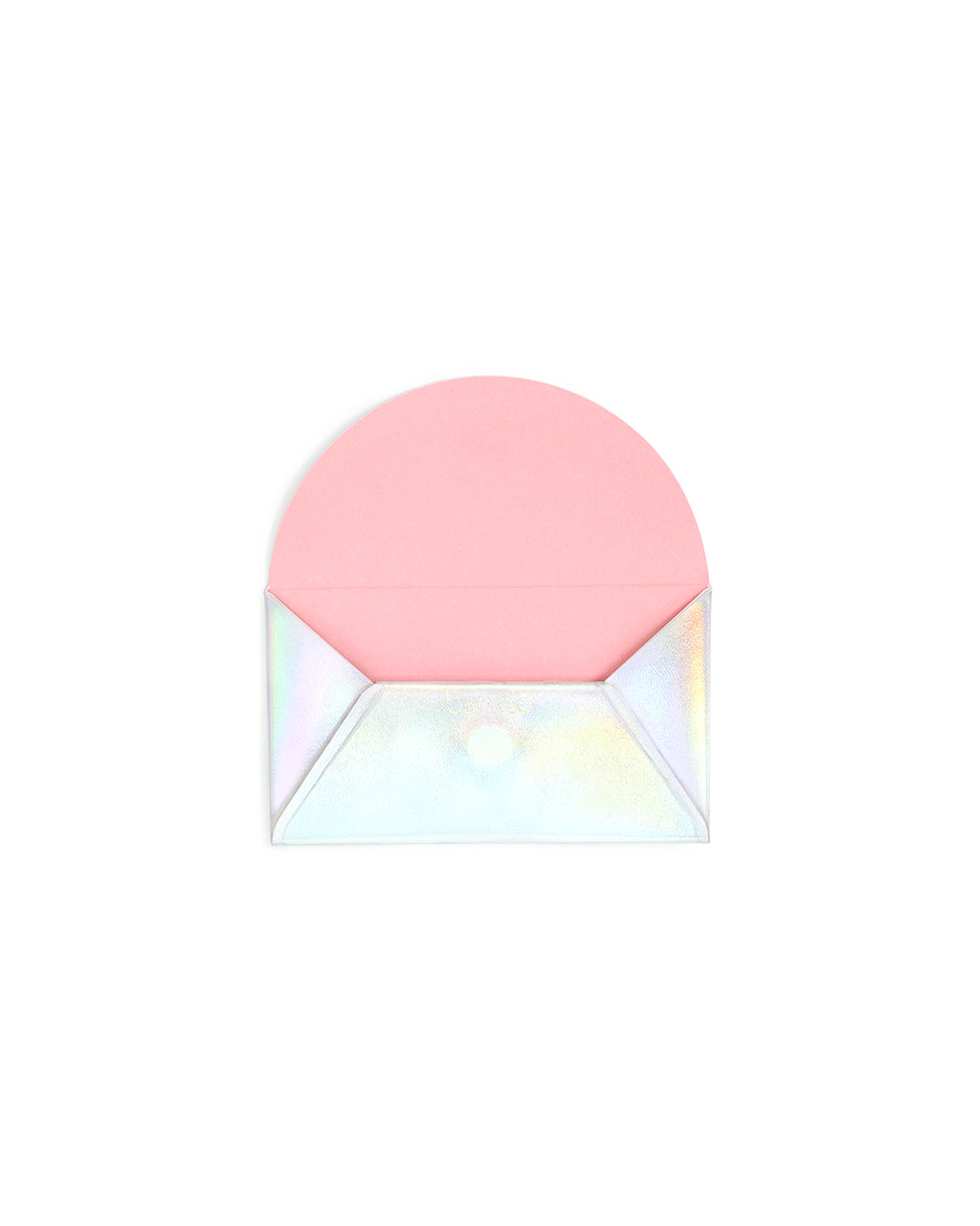 all business card holder - holographic by ban.do - wallet - ban.do
