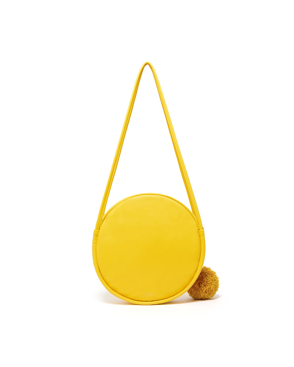 amigo circle bag - sunflower