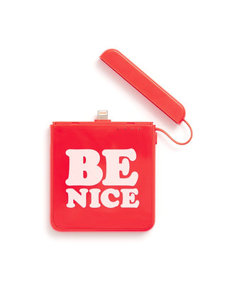 back me up! mobile charger - be nice