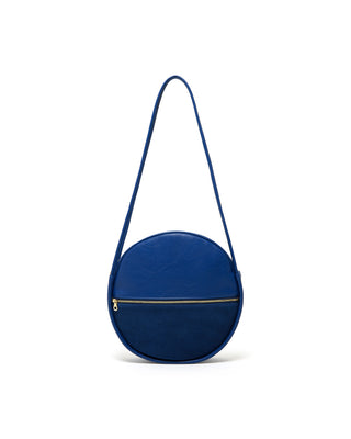 amigo circle bag - azure