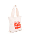 canvas tote - more coffee please