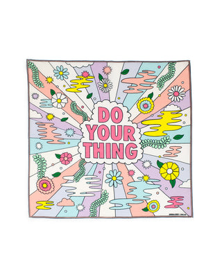 scarf - do your thing