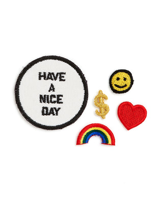 flair pack - have a nice day