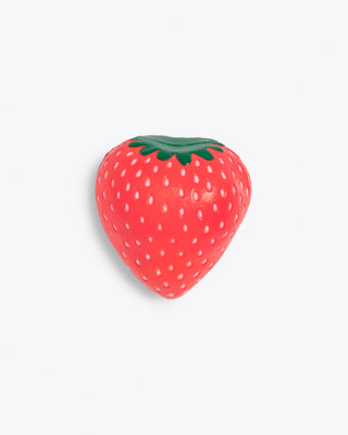 destress ball shaped like a strawberry