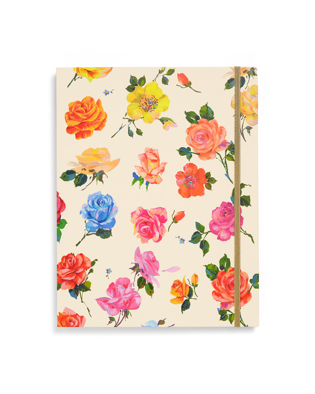 This Get It Together File Folder has a floral pattern cover designed by Helen Dealtry.