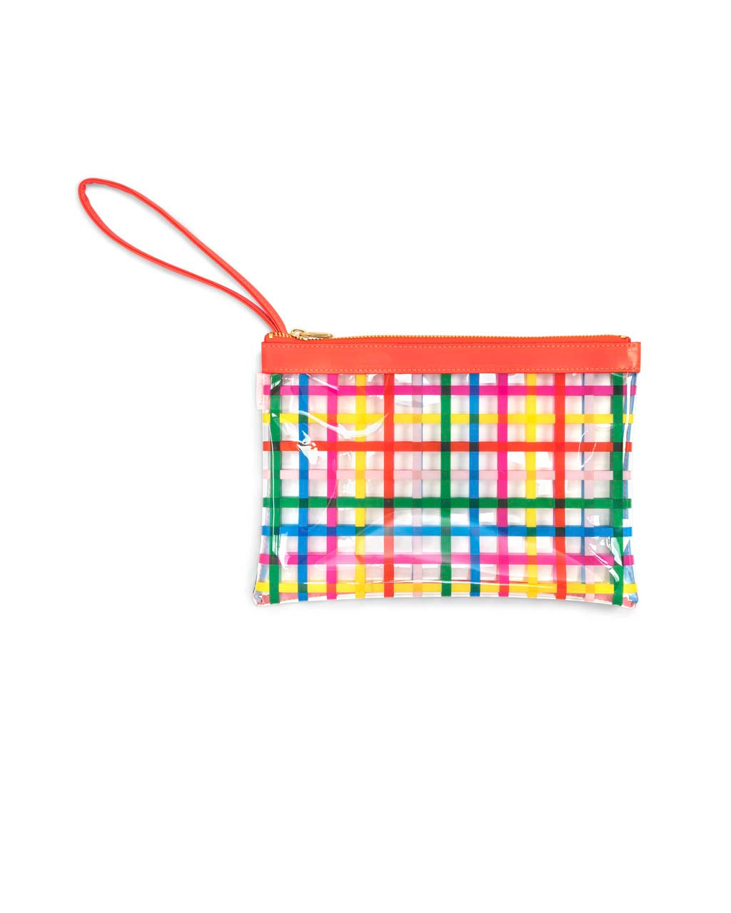 Get It Together Wristlet Pouch - Block Party