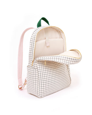 get it together backpack - mini grid