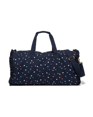 getaway ruffle duffle bag - field day