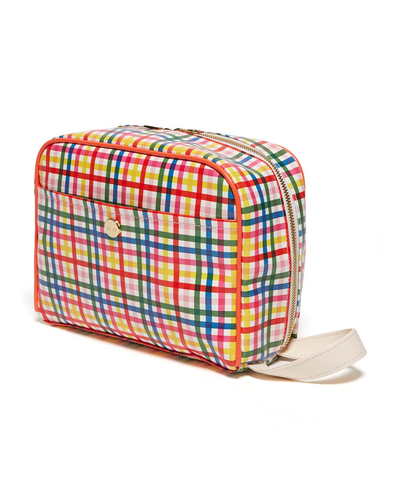 Getaway Toiletries Bag - Block Party