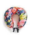 This Getaway Travel Pillow comes in a colorful floral pattern designed by Helen Dealtry.