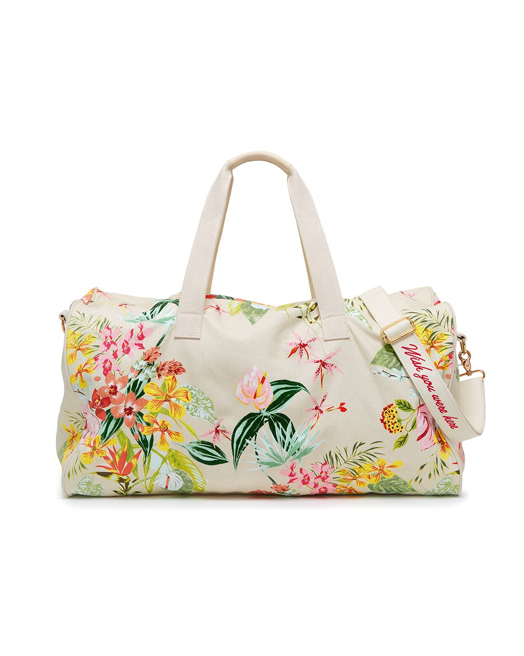 Getaway Duffle Bag - Paradiso by ban.do - duffle - ban.do 26ecdfa4bc744