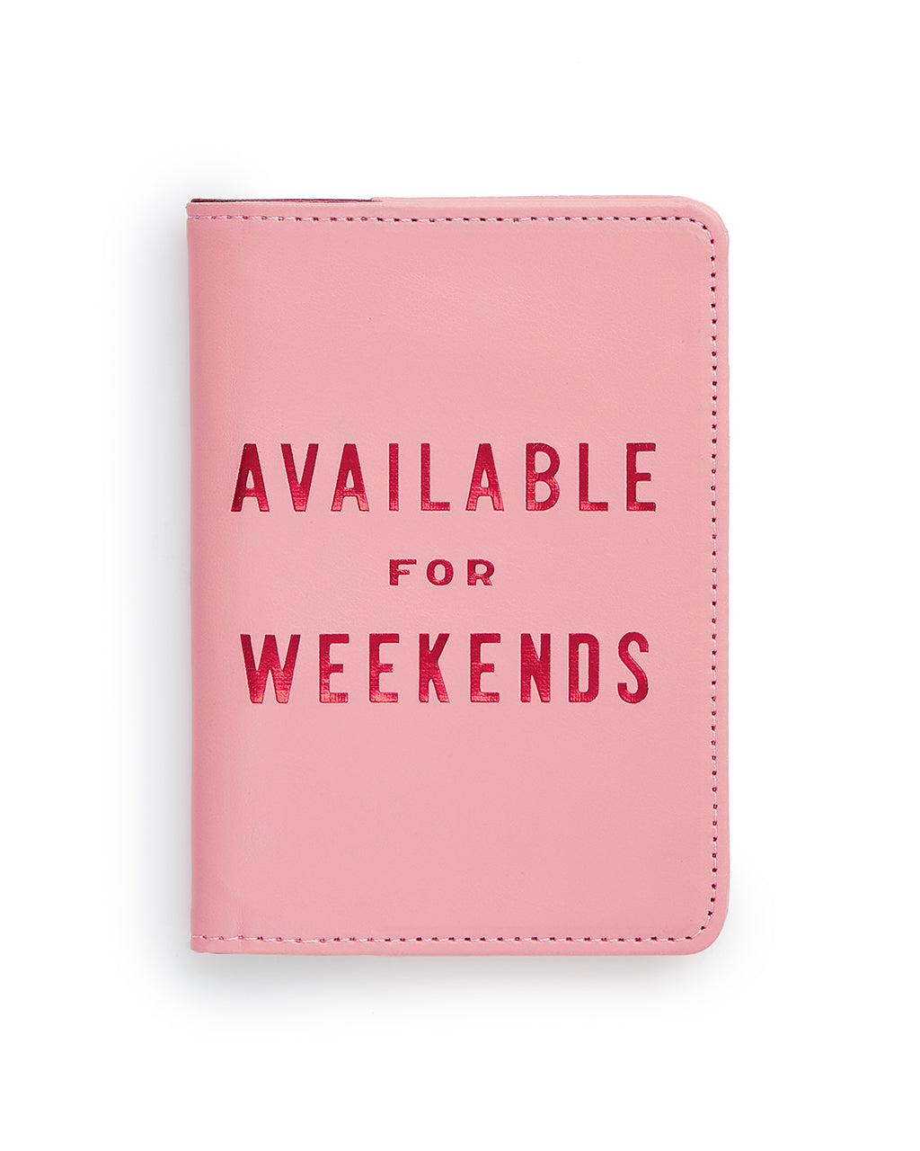 18eff13b8685 Getaway Passport Holder - Available For Weekends