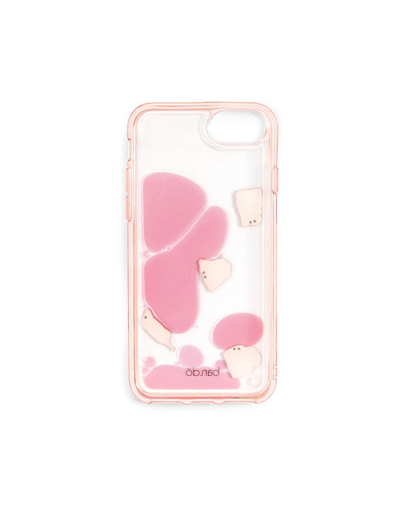 Durable double-walled design keeps your phone safe and the little Working Girl icons afloat.