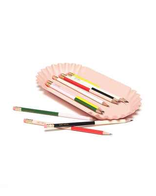 pencils + tray bundle