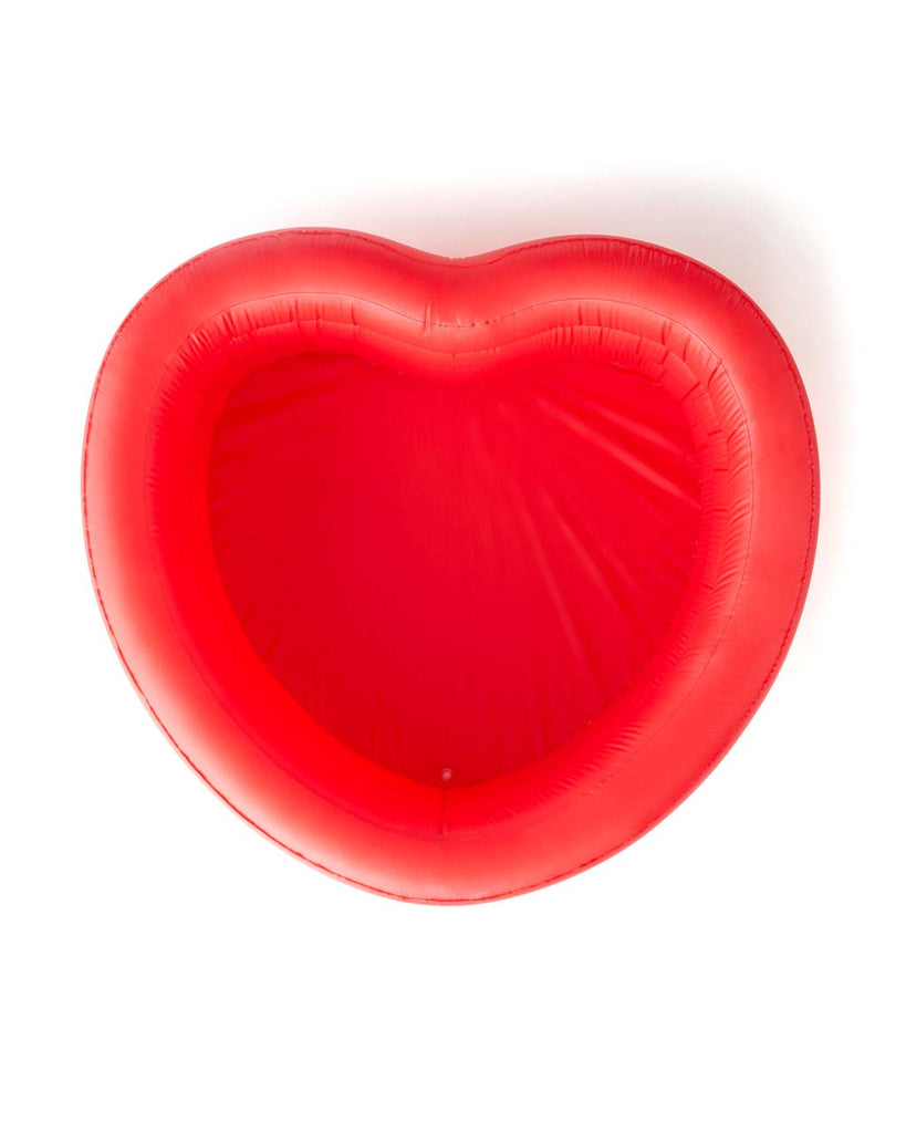 Heart Shaped Inflatable Pool Heart By Ban Do Float Ban Do