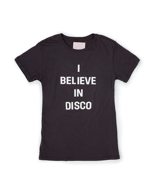I believe in disco tee