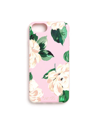 leatherette iphone case - lady of leisure