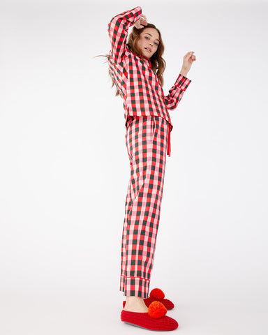 Leisure Pant - Buffalo Plaid